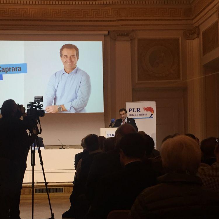 Il Comitato cantonale PLR condivide le proposte di rilancio del presidente Bixio Caprara e dell'Ufficio Presidenziale