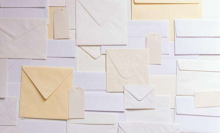 Materiale sezioni e cartoleria